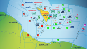 Apache Announces Provides Limited Information on Results from Exploration Campaign in Suriname