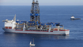 Exploration of the Stabroek Block continues with the arrival of Noble's Tom Madden Drillship