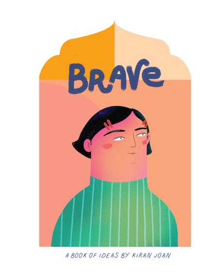 BRAVE IDEA BOOK