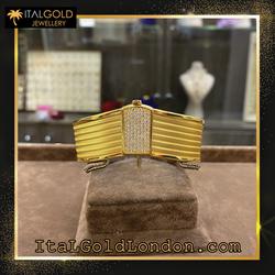 Ital Gold London гривна c1