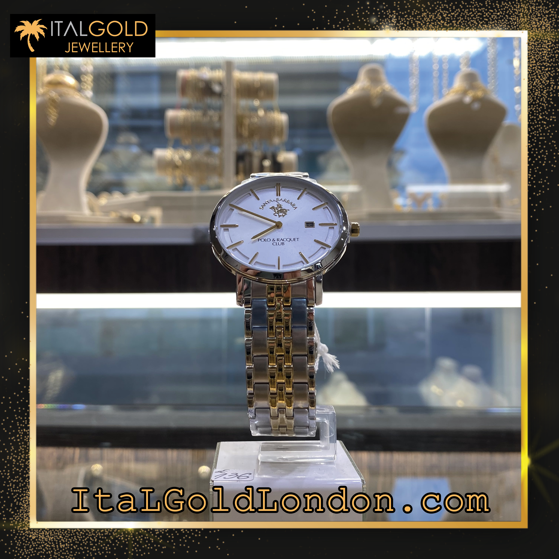 Часовник watch Ital Gold London 5
