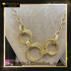 Ital Gold London колие z2
