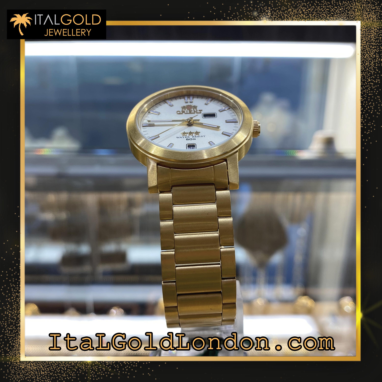 Часовник watch Ital Gold London y1
