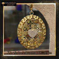 Ital Gold London обеци g2