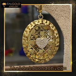 Ital Gold London обеци g2