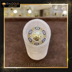 Ital Gold London пръстен h1