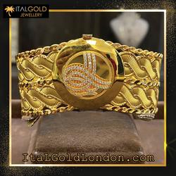 Ital Gold London гривна b1