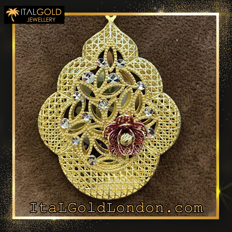 Ital Gold London колие y3