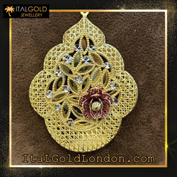 Ital Gold London колие y3