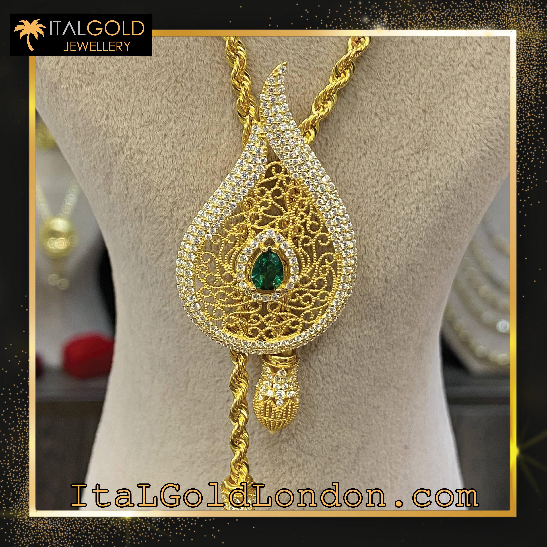 Ital Gold London колие 12