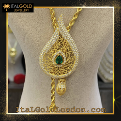 Ital Gold London колие 12
