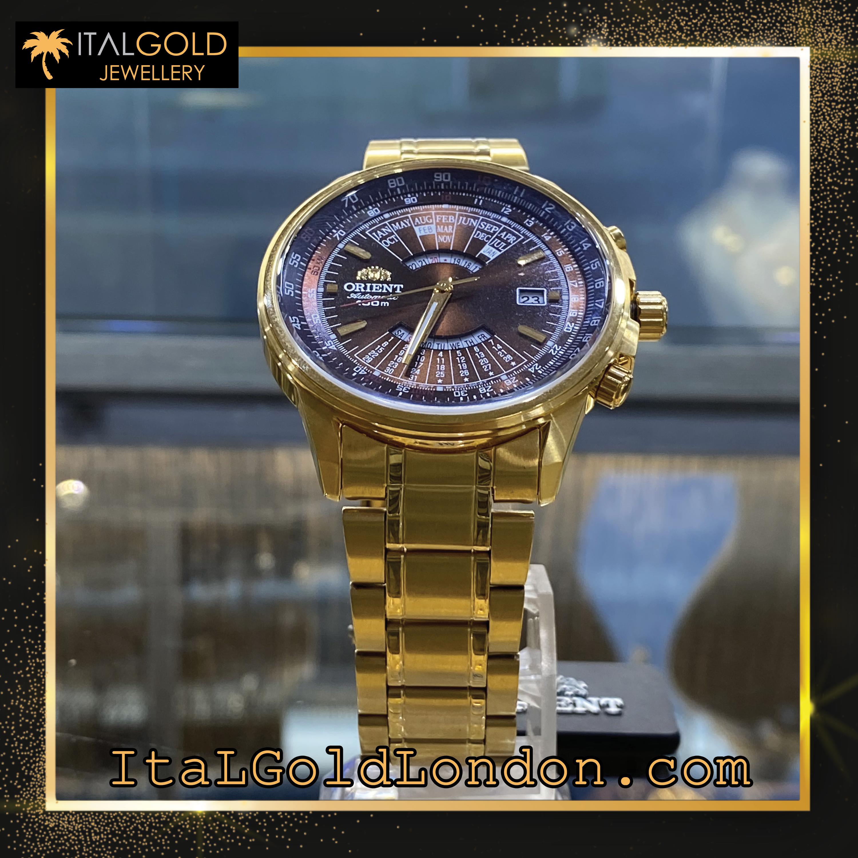 Часовник watch Ital Gold London 2