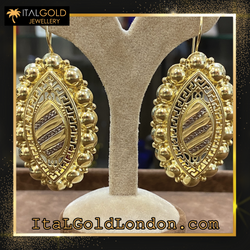 Ital Gold London обеци a2