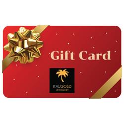 Ital Gold jewellery gift card 123