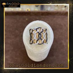 Ital Gold London пръстен i2