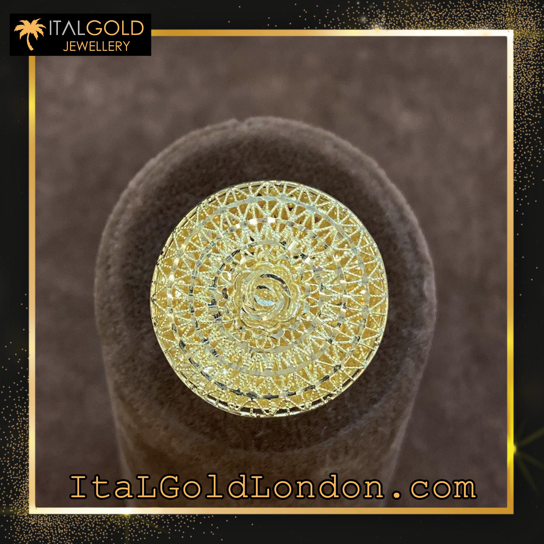 Ital Gold London пръстен е2