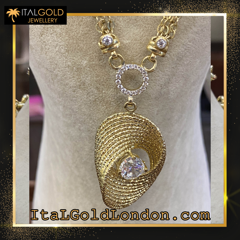 Ital Gold London колие x1