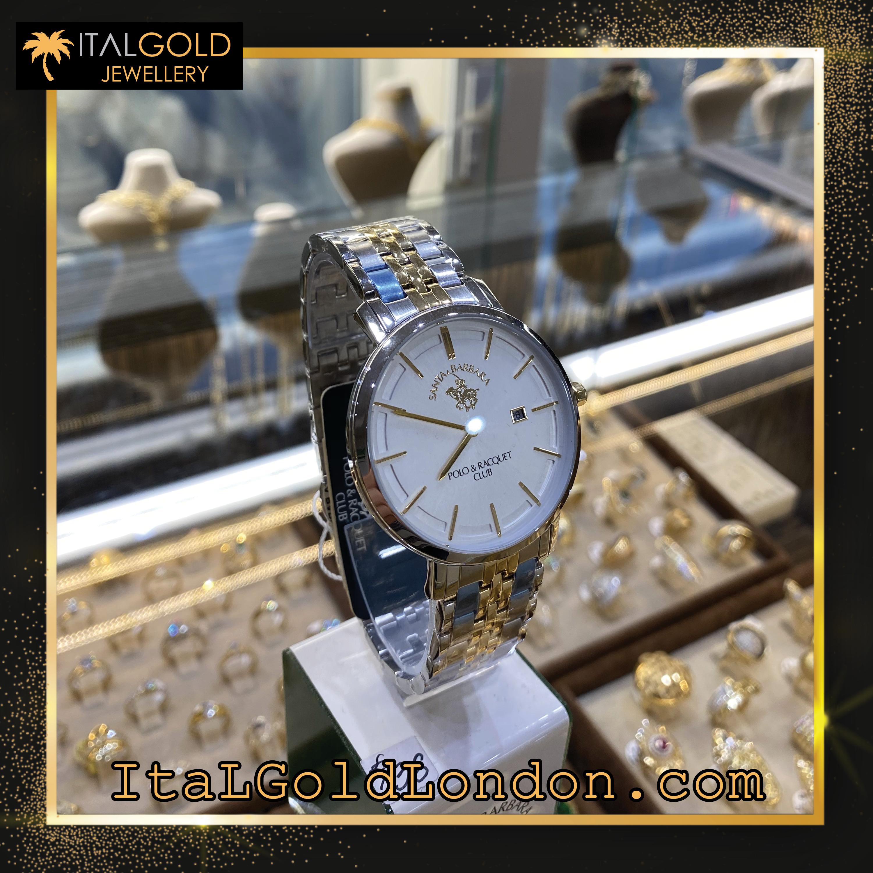 Часовник watch Ital Gold London 6