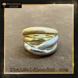 Ital Gold London пръстен g1