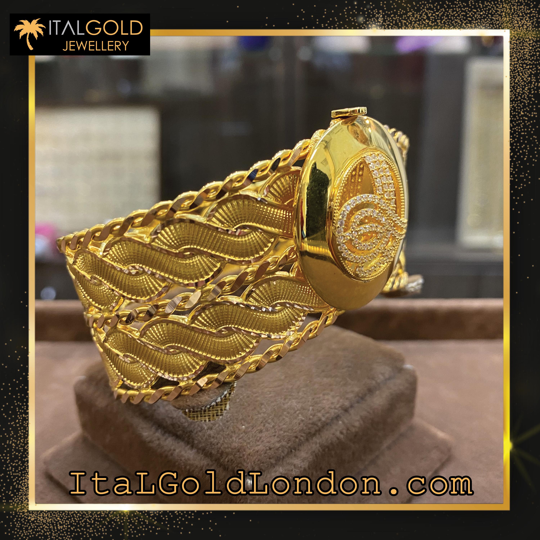 Ital Gold London гривна b2