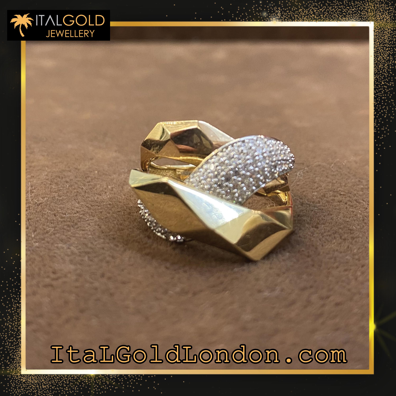 Ital Gold London пръстен j2