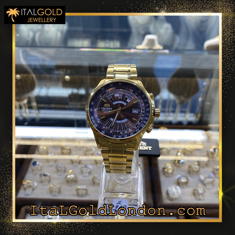 Часовник watch Ital Gold London 4