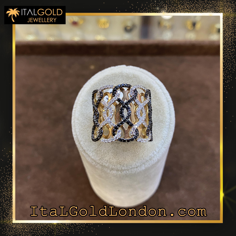 Ital Gold London пръстен i1