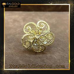Ital Gold London пръстен c1