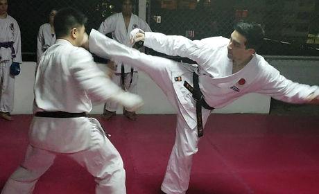 Karate panama