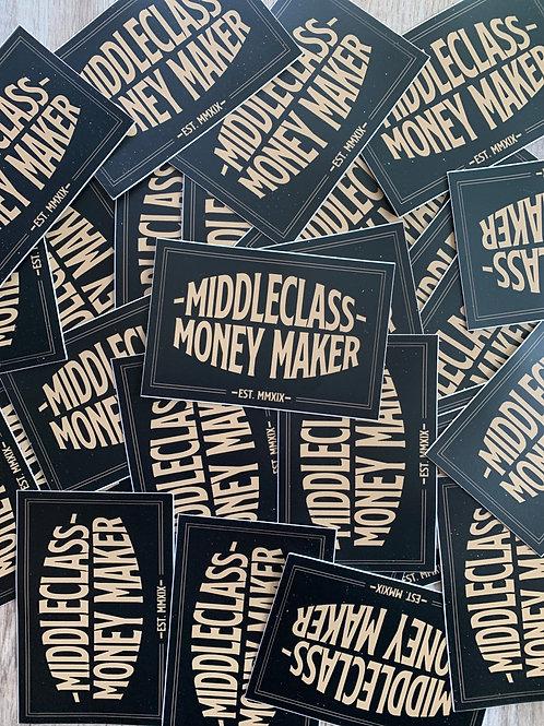 MCMM Sticker