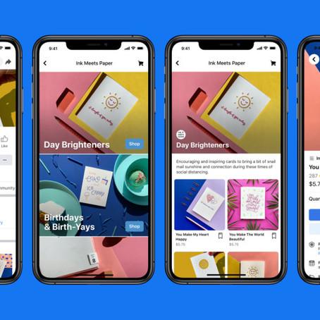 Arriva Facebook Shops: l'ecommerce si sposta sui social media