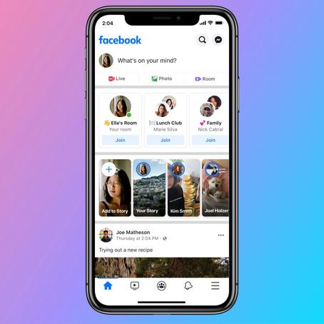 Nasce Messenger Rooms: il nuovo servizio di Facebook per le videochiamate di gruppo.