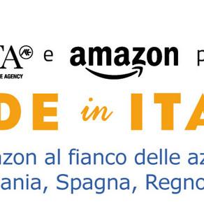ICE ed Amazon per il Made in Italy