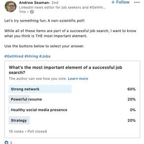 LinkedIn: nascono i sondaggi nei post per interrogare il proprio network