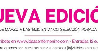 Regresa @IdeasenFemenino