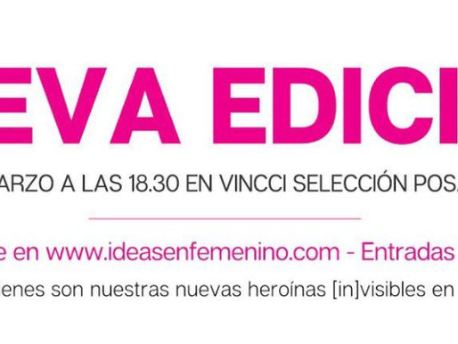 Regresa @IdeasenFemenino