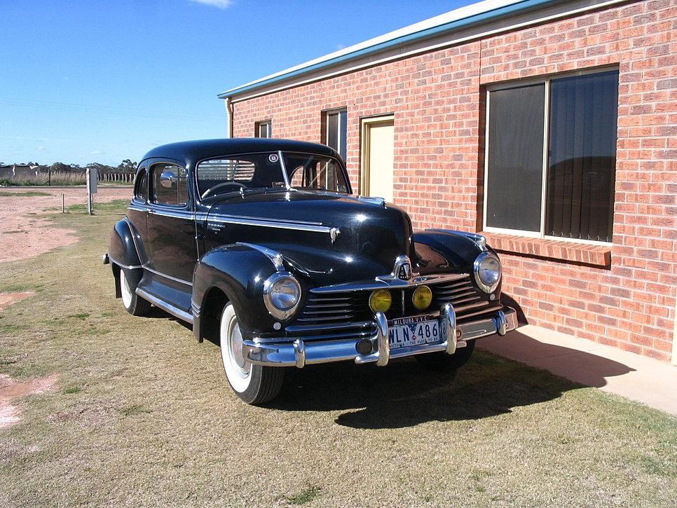 Mildura Vintage Vehicles Club