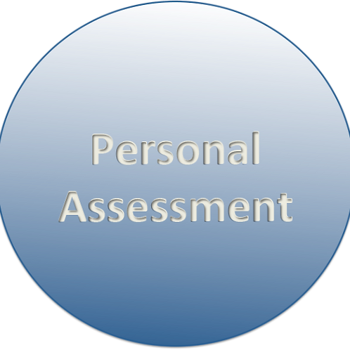 Personal Assessment and Debrief