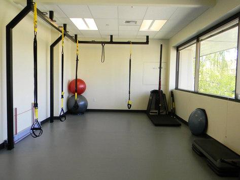 Precision Sports Medicine Training Room