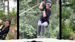 缤纷户外——周末爬山招募及爬树活动回顾
