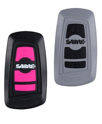 SABRE Key Fob 3-in-1 Stun Gun Safety Tool