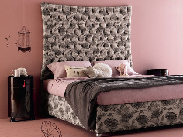 How To Diy Tufted Headboard Video