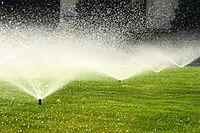 sprinklers, irrigation.