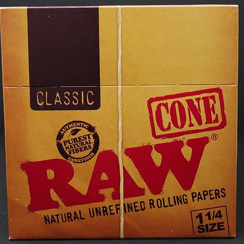 Raw Classic Cone 1 1-4