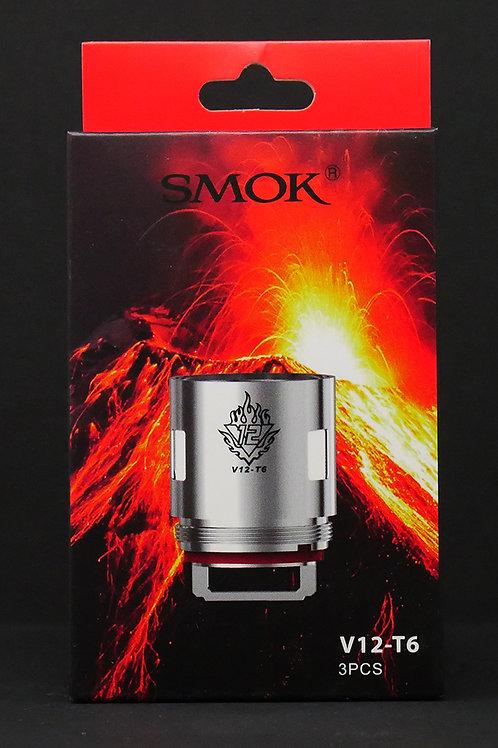 Smok TFV12 King V12-T6 Coils