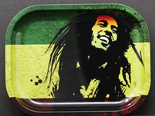 Bob Marley Rolling Tray Mini