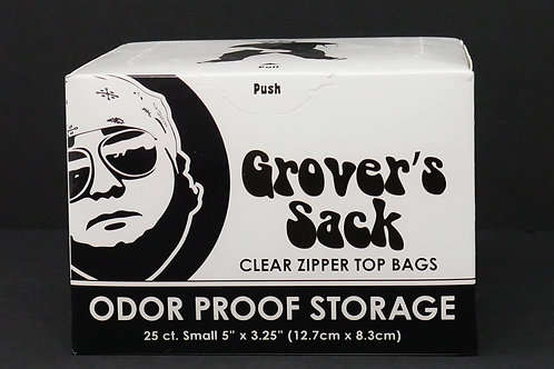 Grovers Sack Small (Clear)