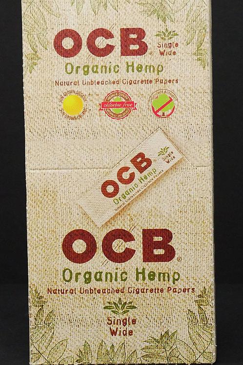 OCB Organic Single Wide
