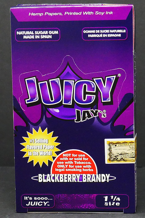 Juicy Jay Blackberry Brandy