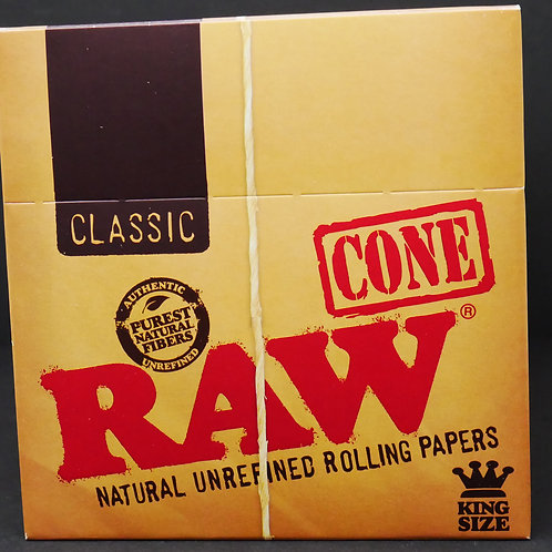 Raw Classic Cone King Size